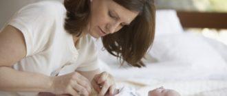 Анус новорожденного  Анус новорожденного Atresia newborn 330x140